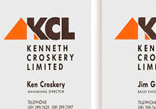 KCL - Business Card