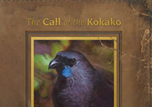 The Call of the Kokako - Book Cover