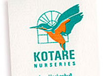 Kotare - Business Card