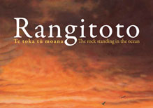 Rangitoto - Book Cover